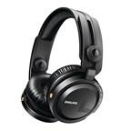 Philips Professional DJ Headphones - black