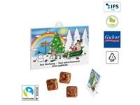 A5-chocolate Advent calendar BASIC