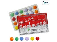 Smallest (Advent) calendar in the world BUSINESS w
