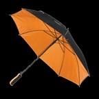 Paraplu dubbellaags automaat