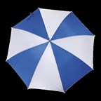 Paraplu automaat gekleurde banen