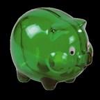 Spaarvarken klein