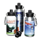 Aluminium 400ml Drink Bottle