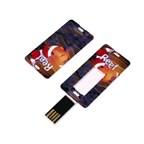 Card Tag USB FlashDrive Rood