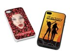 iPhone 44S Cover Zwart