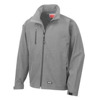 2 Layer Base Soft-Shell Jacket Gents
