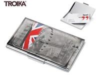 Visitekaarthouder 'LONDON 2012' - Troika