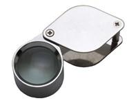 Jeweller magnifier 10 x 21
