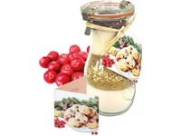 Cookie Baking Mix Cranberry, incl. 1-4 c digital p