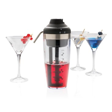 Elektrische cocktail shaker