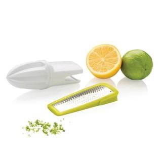 2-in-1 citruspers en rasp