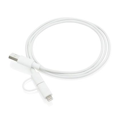 2 in 1 kabel Apple