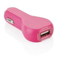 USB autolader, roze
