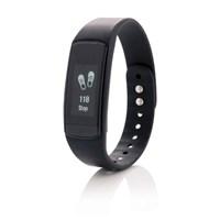 Activity tracker met touchscreen