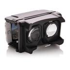 VR-bril, zwart
