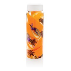 Everyday fles met infuser, wit
