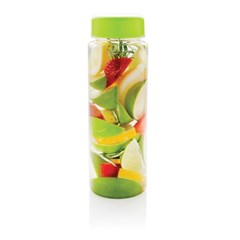 Everyday fles met infuser, lime