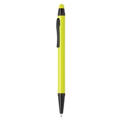Aluminium touchscreen pen, roze