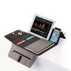 "Seattle 9-10"" universele tablet portfolio, grijszw"