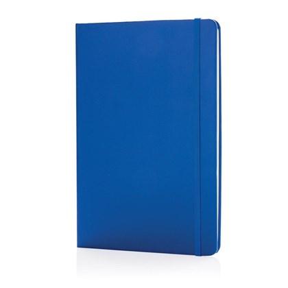A5 basic hardcover schetsboek, blauw