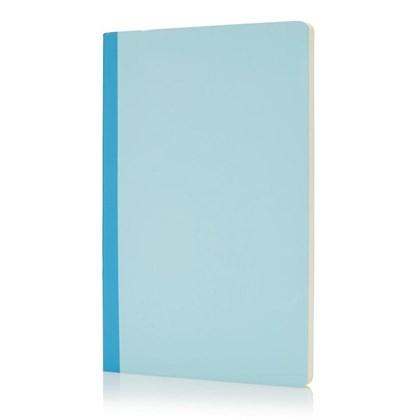 A5 journal notitieboek, blauw