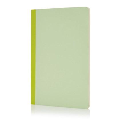 A5 journal notitieboek, groen