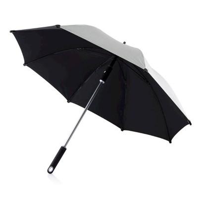 23 Hurricane paraplu, zwart