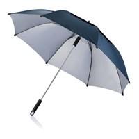 27 Hurricane storm paraplu, blauw