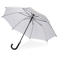 23 automatische paraplu, wit