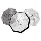 paraplu POE, verschillende dessins