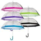 Falconetti® paraplu POE, met gekleurde rand