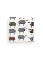 Sheep Crystal Deken, multi