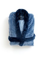 Ascot Badjas, donkerblauw
