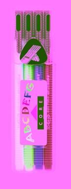 STAEDTLER doos met 4 triplus color