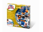 STAEDTLER FIMO kids klei set form&play, roboter