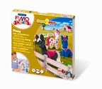 STAEDTLER FIMO kids klei set form&play, pony