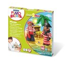 STAEDTLER FIMO kids klei set form&play, piraten