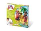 STAEDTLER FIMO kids klei set form&play, piraten