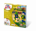 STAEDTLER FIMO kids klei set form&play, ridder