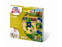 "STAEDTLER FIMO kids klei set ""form&play"", ridder"