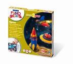STAEDTLER FIMO kids klei set form&play, ruimte