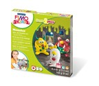 STAEDTLER FIMO kids klei set form&play, monster