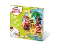 "STAEDTLER FIMO kids klei set ""form&play"", piraten"