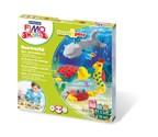 STAEDTLER FIMO kids klei set form&play, oceaan