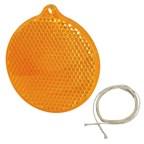 Safety reflector Cirkel, zonder opdruk