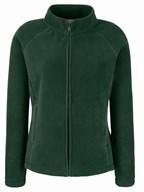 Lady-Fit Full Zip Fleece Jacket Fruit of the loom