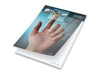 Schreibblock A5 mit Deckblatt