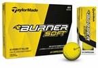 TaylorMade Burner SOFT Yellow Golfbal