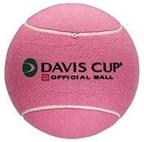Wilson Daviscup Pink Mini Giant Tennis ball