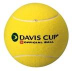 Wilson Daviscup Yellow Giant Tennisball